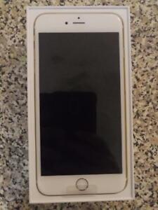 Brand New Unlocked Gold Iphone 6S Plus 16 GB
