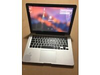 Macbook Pro 13inch, Mid 2012 2.5 GHz Intel Core i5 4GB 16000 MHz DDR3