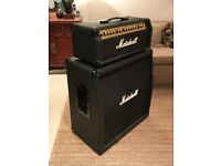 Marshall Valvestate Amp - Half Stack (Head (Valvevstate VS100H) with 4x12 Cabinet (VS412))