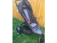 Phil&Teds Sport Double Pushchair