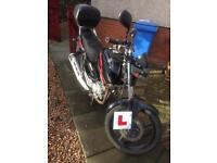 Yamaha 125cc 2013