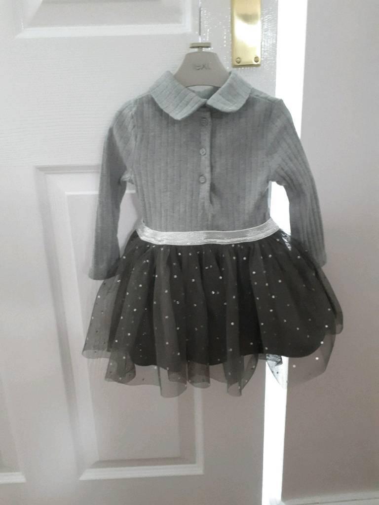 Girls dress 6-9 months
