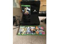 Xbox one 500gb with Kinect , day one edition!