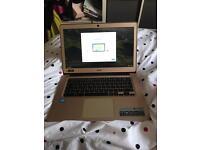 ACER 14 CB3-431 Full HD Chromebook - Gold