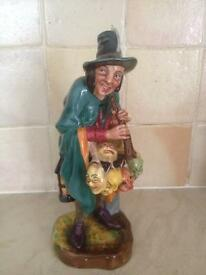 The mask seller by Royal Doulton HN2103