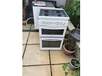 Free dishwasher and cooker