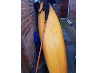 phranha acrobat 270 kayak