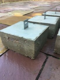 Concrete Weights