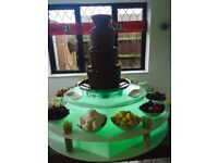 Brand new Sephera 5 tier Chocolate Fountain