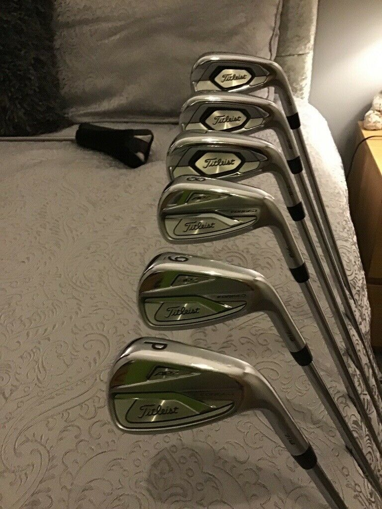 Titleist 718 ap2/ap3 irons | in Southside, Glasgow | Gumtree