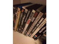 75 DVD's