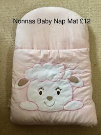 Nap Mat by 'Nonnas Baby'