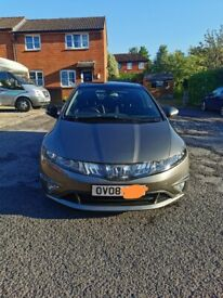 image for Honda, CIVIC, Hatchback, 2008, Manual, 2204 (cc), 5 doors