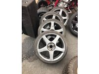 Pug 106 saxo alloy wheels