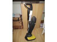 Karcher F P 303 Floor Polisher - 3 Lambswool Pads 3 Polish Brushes and 1 ltr. Wax Polish