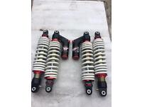 YIT Gas shocks suitable for quads/buggys