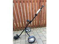 Golf trolley, in great condition