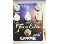 Wampler Faux Tape Echo Vintage Pedal