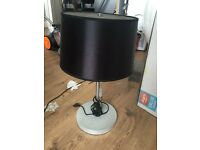 Beautiful Retro Designer Modern Classic Table Lamp Excellent Condition Not Cheap IKEA