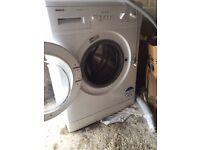 Lovely beko washing machine practically new!