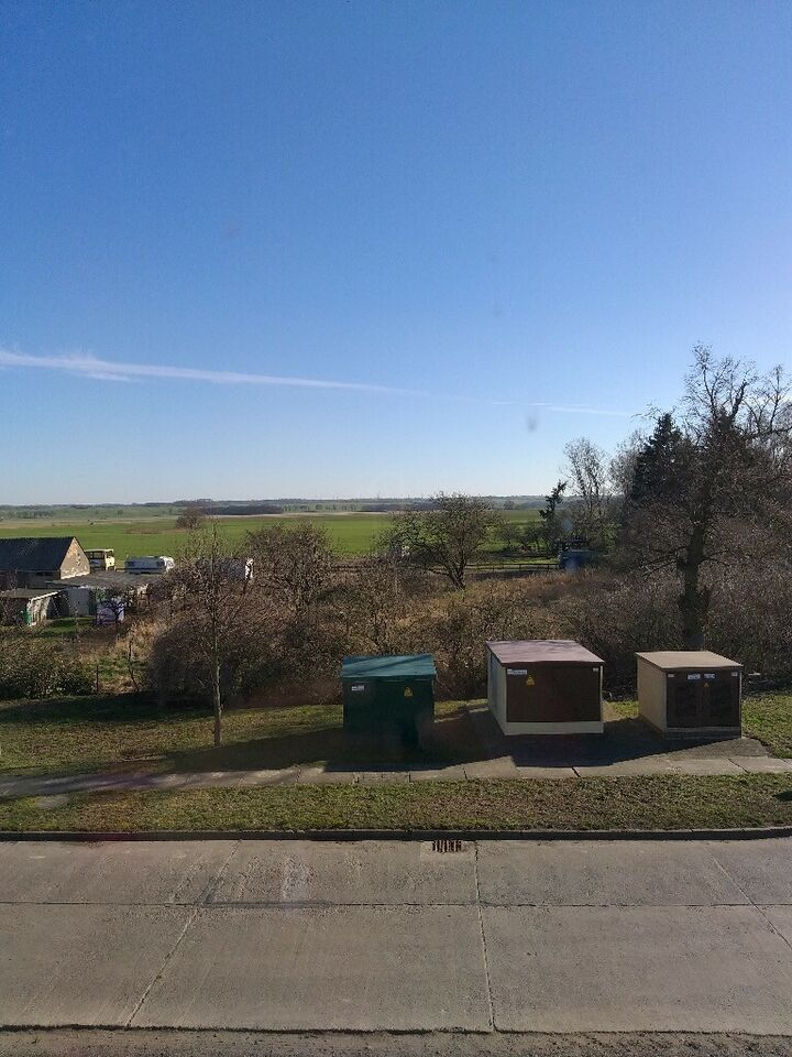 Schöne 3-Raum-Wohnung auf dem Land in Roga in Schwichtenberg