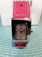 *** FOR SALE: BNIB PINK LACOSTE WATCH ***