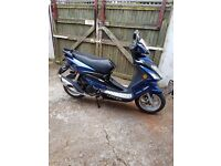 Lintex fireblade gtir 125. very quick bike. Immaculate condition. 1900 miles only. £595 bargain !!