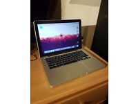 Apple Macbook with UPGRADED I7, 8GB RAM and 1TB HDD