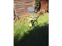 Trike 4 in one for 9 month plus