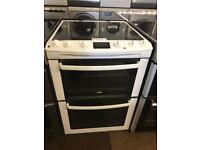 £130 ZANUSSI 60 CM WIDE ELECTRIC COOKER WITH GUARANTEE 🇬🇧🇬🇧🌎🌎