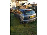 Ford Focus 1.6 automatic 2003