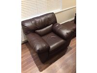 Leather Sofa Brand New! Bargain Buy!