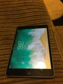 iPad 4 mini gray space 128