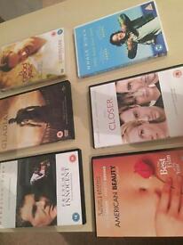 DVD bundle of movies