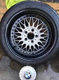 BMW wheels style 5, bbs rc090, 5x120, 8J