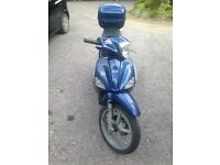 Vespa piaggio liberty,been recently in the garage to leavit ready to sell I got all the bills of it