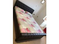 Chesterfield king size bed
