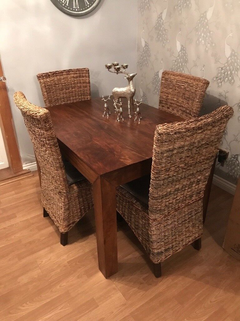 Solid Wood Furniture Dining Table Tv Unit Coffee Table Nest In  # Meuble Tv Nesx