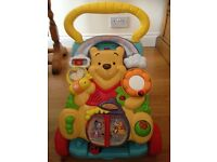 Vtech Winnie The Pooh Activity Baby Walker