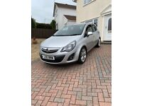Vauxhall, CORSA, Hatchback, 2012, Manual, 1248 (cc), 5 doors
