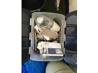Box of DIY bits