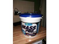 Protein, mass pro food supplement