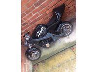 50cc mini moto with 70 kit