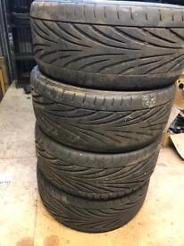 Drift tyres 205-45-15
