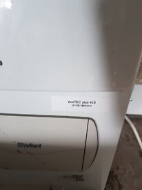 Vailliant ecoTEC Plus 418 gas boiler