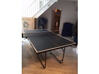 Gallant Knight Cadet 3/4 Table Tennis Table (Minor Marks On Table)