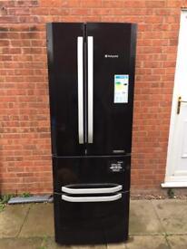 Hotpoint American fridge freezer
