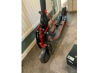 Aovo pro electric scooter modified