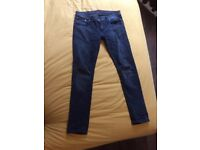 Men's Nudie Jeans Co - 32 x 32in - stonewash - only worn twice
