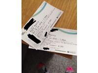 Katy Perry tickets The Arena Birmingham